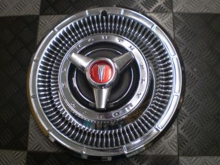 1966 66 Plymouth Fury Belvedere Satellite Spinner Hubcap Wheelcover