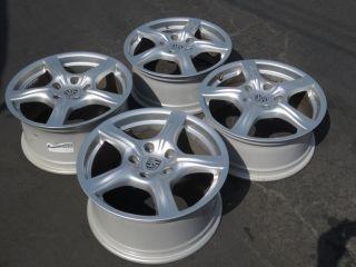 """18"""" Porsche Factory Wheels 911 993 996 968 944 964 928 NB 17 Cup"""