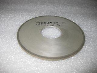 1A1 Diamond Grinding Wheel 4 80 Grit