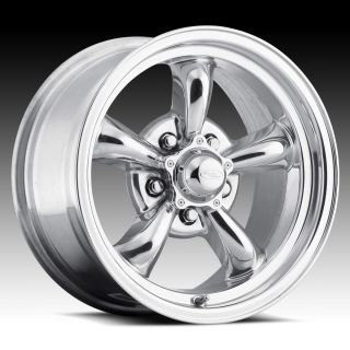 American Eagle Style 111 211 Wheels Rims 15x7 5x4 75 Polished