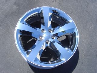 Chrome 20 Wheels 2012 Dodge Challenger RT Hemi Rims Chrysler C300
