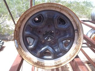 82 93 Chevy S10 GMC S15 Sonoma Syclone 14x6 Steel Rally Spare Wheel