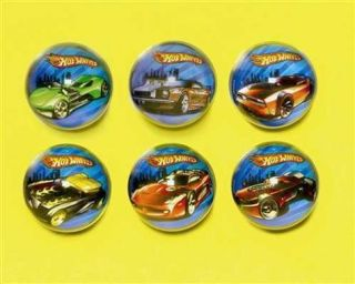 Hot Wheels Bounce Balls Cars Birthday Party Supplies Favors