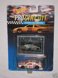 Hot Wheels Pro Circuit 21 Citgo Morgan Shepherd