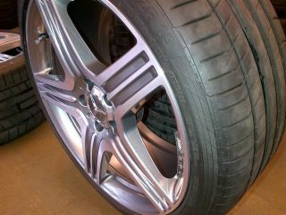 19 2012 CLS63 CLS550 AMG Wheels Tires Beautiful