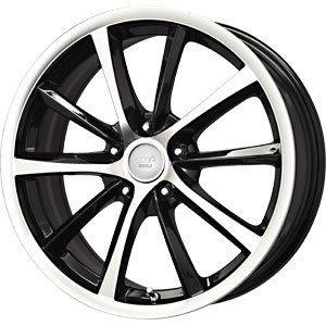 17 MB Motoring Wheels Rims 5x100 5x114 3 Toyota Prius Dodge Neon Honda