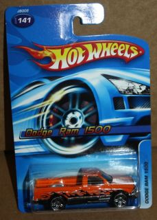 Hot Wheels 2006 141 Dodge RAM 1500