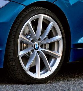 BMW E89 Z4 Genuine V Spoke Style 296 Wheels Rims 19