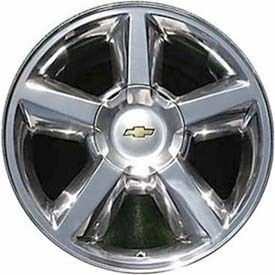 Chevy Avalanche Silverado 1500 Suburban Tahoe Rim Wheel 5308 Polished
