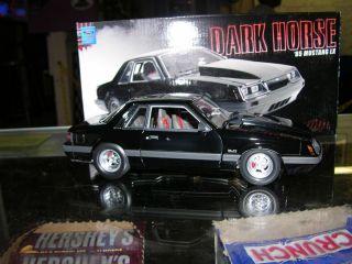 GMP Dark Horse 85 Drag Mustang LX Aluma Star wheels full cage 1 of