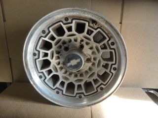 86 87 88 89 90 91 92 GMC Safari Astro Van Wheel 15x6 1 2 Alum 15 Rim