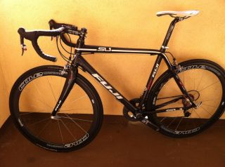 Superlight Concept Carbon Racing Bike w/ SRAM RED & Cole Carbon Wheels