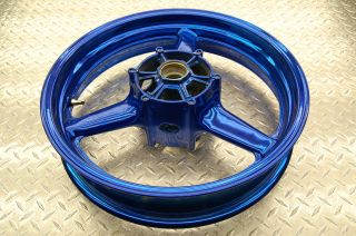 98 99 00 01 Yamaha YZF R1 1000 Front Wheel Rim Rims Wheels Candy
