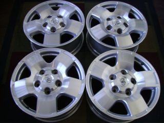 TOYOTA TUNDRA SEQUOIA LAND CRUISER 18X8 FACTORY OEM ALLOY WHEELS RIMS
