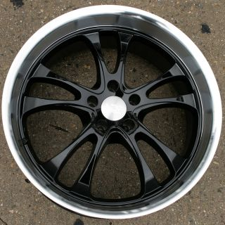 Adr Sterling 20 Black Rims Wheels Town Car 93 02 20 x 8 5 5H 20