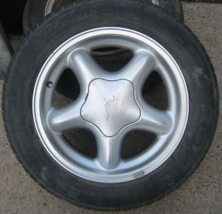 94 98 Ford Mustang GT 5 Star Pony Wheel Tire 16 x 7 5