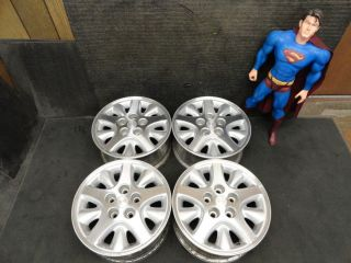 Caravan Alloy Wheels Plymouth Voyager Stock Rims 96 97 98 99 00