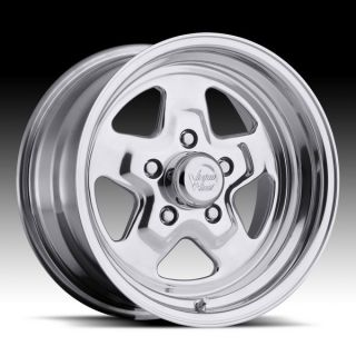 Prostar Style 15x4 Chevy Ford Mopar Wheel Mustang Rod