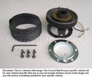 Nardi Steering Wheel Hub Adapter Nissan Datsun B210