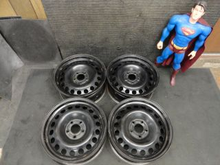 16 Pontiac G6 Factory Wheels Stock 16x7 Steel G 6 Rims 5x110