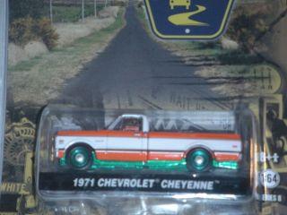 Greenlight Green Machine 1971 chevrolet C 10 pickup NOT HOT WHEELS
