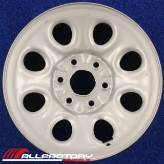 Chevrolet Silverado 1500 Pickup 17 2005 2012 Wheel Rim Steel 8069