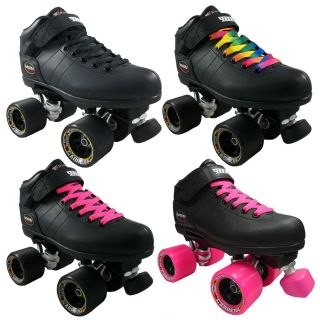 Riedell Carrera Quad Roller Derby Speed Skates