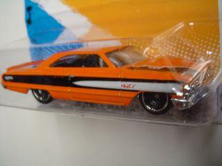 2012 Hotwheels Muscle Mania Ford Series Custom 64 Galaxie 500 3 of 10