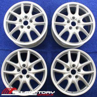 Cayenne 19 2004 2005 2006 Factory Rims Wheels Set 4 Four 67264