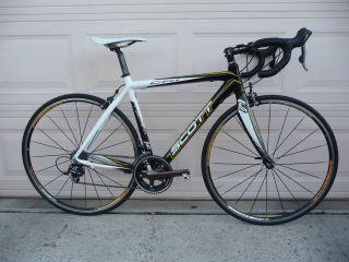 Scott CR1 Team 52 Complete Bike with Mavic Wheels Shimano 105