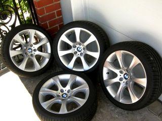 2010 18 550i BMW E60 BBs Factory Wheels 124 19 545i 525i 172 530i Run