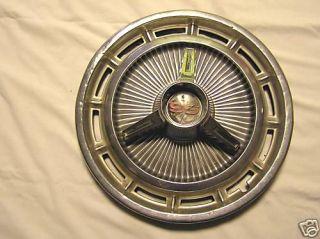1965 65 Chevy Chevrolet Super Sport Hubcap 827 127