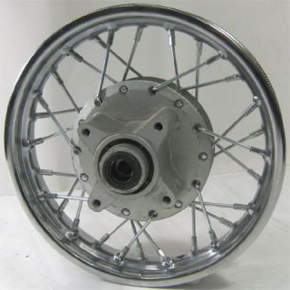 50cc 125cc 10 inch Disc Brake Rear Rim Chinese Dirt Bike Pit Bike CK70