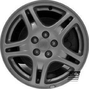 Refinished Subaru WRX 2002 2004 16 inch Wheel Rim