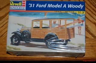 Revell 1931 Ford Model A Woody