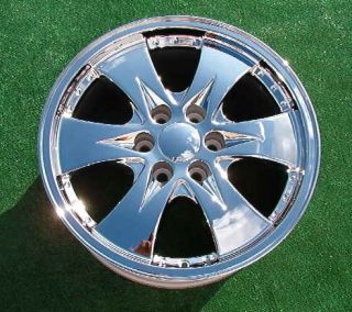 NEW Chrome 20 inch WHEELS Escalade Tahoe Sierra Yukon GM CK807 5239