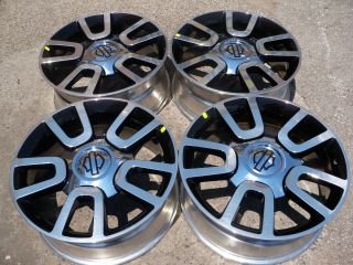 Ford F150 Harley Davidson 22 Alloy Wheels 560 3830