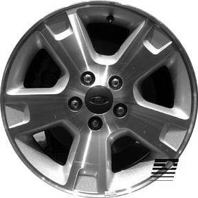 Ford Explorer 2002 2005 17 inch Used Wheel Rim