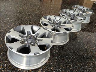 F150 FX4 Platinum Harley Factory Stock 18 Wheels Rims 20