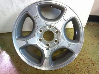 06 07 08 09 Chevy Trailblazer Factory Alloy Wheel Rim 5170 17x7