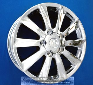 Lexus LX570 20 Chrome Wheels LX470 Toyota Tundra