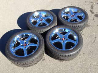 Racing Genuine Mint Cobra R Wheels Rims G Sport Tires Mustang