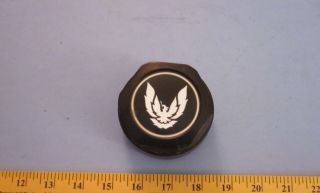 Pontiac Firebird Factory Black Rally Wheel Center Cap