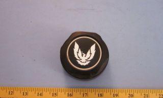 Pontiac Firebird Factory Black Rally Wheel Center Cap