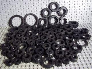 Lego Wheels Vehicle Parts Car Truck Tires