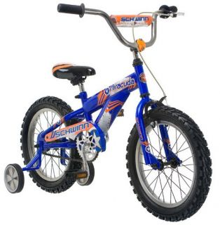 Airacuda Bicycle BMX Bike Ride Kids Training Wheels Child Learn Fun