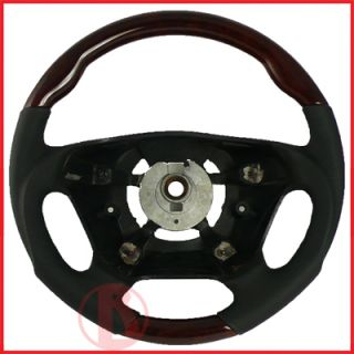 Mercedes W163 ml Sport Steering Wheel Wood ML320 ML350