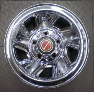 3026 Ford Bronco F150 15 Factory OE Steel Wheels Rims