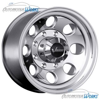 Vision Scorpion 6x139 7 6x5 5 0mm Polished Wheels Rims inch 17
