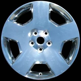 18 Polished Alloy Wheel Rim for 2006 2009 Chevrolet Chevy Impala New